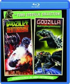 GODZILLA VS. DESTOROYAH / GODZILLA VS. MEGAGUIRUS