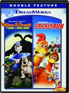 WALLACE & GROMIT THE CURSE OF THE WERE-RABBIT / CHICKENRUN