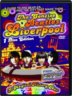 THE CONCISE BEATLES LIVERPOOL