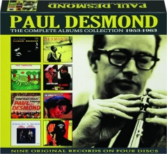 PAUL DESMOND: The Complete Albums Collection 1953-1963