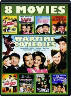 WARTIME COMEDIES: 8 Movies