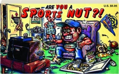 ARE YOU A SPORTS NUT?!