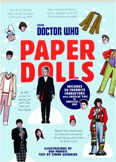 <I>DOCTOR WHO</I> PAPER DOLLS