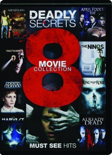DEADLY SECRETS: 8 Movie Collection