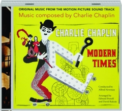 CHARLIE CHAPLIN: Modern Times Motion Picture Sound Track
