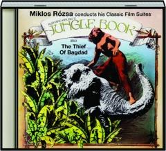 MIKLOS ROZSA: Jungle Book / The Thief of Bagdad