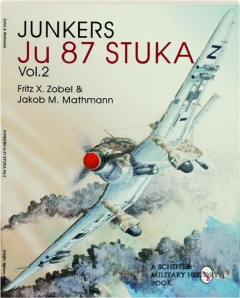 JUNKERS JU 87 STUKA, VOL. 2