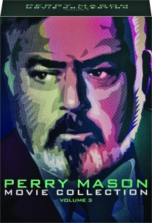 PERRY MASON MOVIE COLLECTION, VOLUME 3