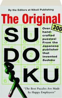 THE ORIGINAL SUDOKU