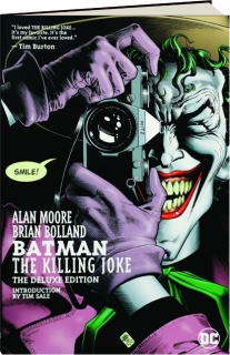 BATMAN, THE DELUXE EDITION: The Killing Joke
