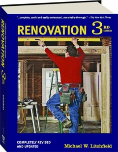 RENOVATION, 3RD EDITION REVISED