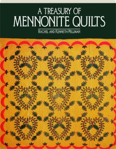 A TREASURY OF MENNONITE QUILTS
