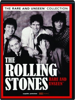 THE ROLLING STONES: Rare and Unseen