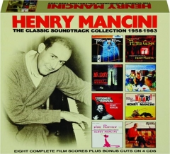 HENRY MANCINI: The Classic Soundtrack Collection 1958-1963