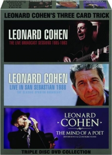 LEONARD COHEN'S THREE CARD TRICK