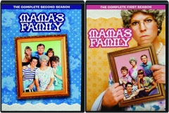 MAMA'S FAMILY: The Complete First & Second Season