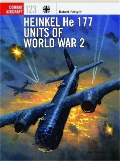 HEINKEL HE 177 UNITS OF WORLD WAR 2: Combat Aircraft 123