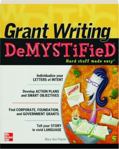 GRANT WRITING DEMYSTIFIED