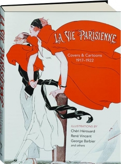 LA VIE PARISIENNE: Covers & Cartoons 1917-1922