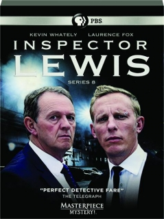 INSPECTOR LEWIS: Series 8