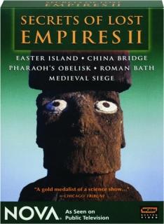 SECRETS OF LOST EMPIRES II: NOVA