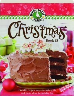 GOOSEBERRY PATCH CHRISTMAS, BOOK 13