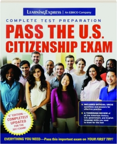 PASS THE U.S. CITIZENSHIP EXAM, 5TH EDITION