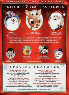 the original christmas classics anniversary collectors edition thumb 2 - The Original Christmas Classics