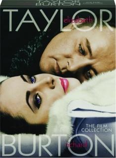 ELIZABETH TAYLOR / RICHARD BURTON: The Film Collection