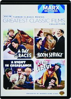 MARX BROTHERS: TCM Greatest Classic Films Collection