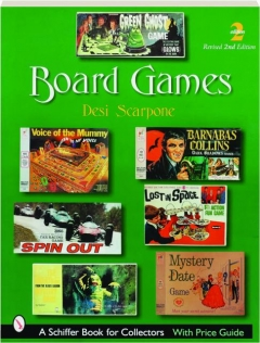 BOARD GAMES, REVISED 2ND EDITION