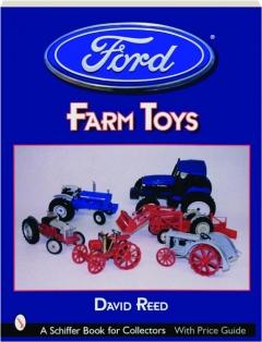 FORD FARM TOYS