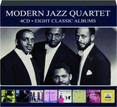 MODERN JAZZ QUARTET: Eight Classic Albums