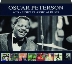 OSCAR PETERSON: Eight Classic Albums
