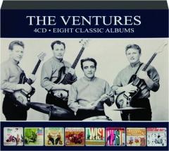 THE VENTURES: Eight Classic Albums
