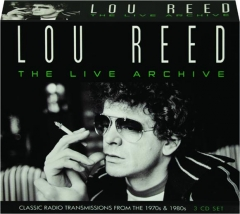 LOU REED: The Live Archive
