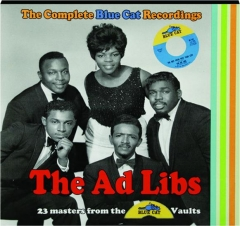 THE AD LIBS: The Complete Blue Cat Recordings