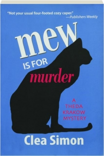 MEW IS FOR MURDER
