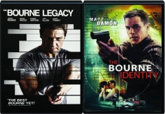 THE BOURNE LEGACY / THE BOURNE IDENTITY