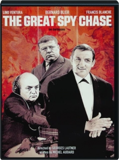THE GREAT SPY CHASE