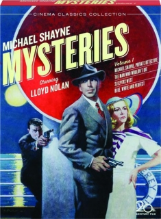 MICHAEL SHAYNE MYSTERIES, VOLUME 1