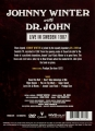 JOHNNY WINTER WITH DR. JOHN: Live in Sweden 1987 - Thumb 2