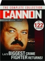 CANNON: The Complete Collection - Thumb 1