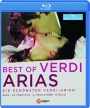 BEST OF VERDI ARIAS - Thumb 1