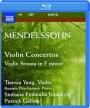 MENDELSSOHN: Violin Concertos--Violin Sonata in F Minor - Thumb 1