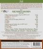 MENDELSSOHN: Violin Concertos--Violin Sonata in F Minor - Thumb 2
