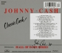 JOHNNY CASH / CLASSIC CASH: Hall of Fame Series - Thumb 2
