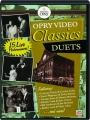 OPRY VIDEO CLASSICS: Duets - Thumb 1
