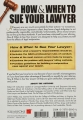 HOW & WHEN TO SUE YOUR LAWYER: What You Need to Know - Thumb 2