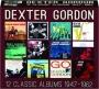 DEXTER GORDON: 12 Classic Albums 1947-1962 - Thumb 1